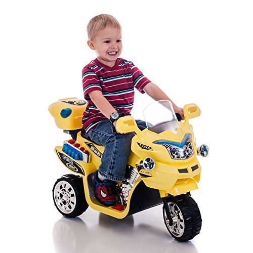 Lil Rider Tractor : Lil rider fx wheel v battery powered motorcycle kids