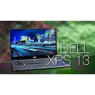 Dell XPS 13 9343 QHD+ 13.3in (3200 x 1800) Touch Screen Ultrabook Laptop NoteBook PC (Intel Ci7-5500U, 8GB Ram, 256GB SSD, Camera, WIFI, USB 3.0) Windows 10 (Renewed)