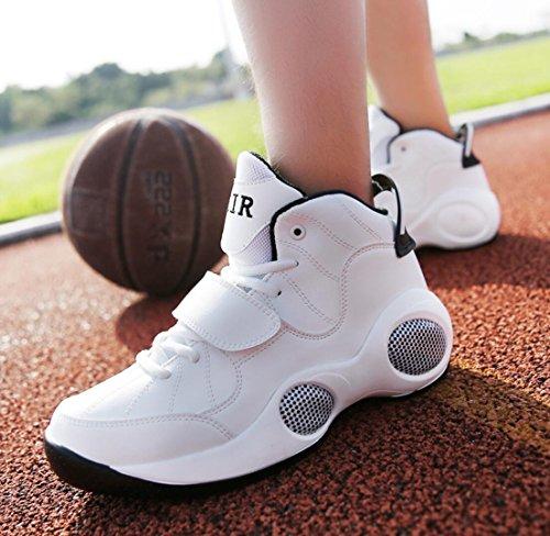 exteriores Nuevos baloncesto hombre blanco zapatos 39 deportivos zapatos de zapatos 47 tamaño correr de gran WSK para 48 para para zapatos axdHYntSq