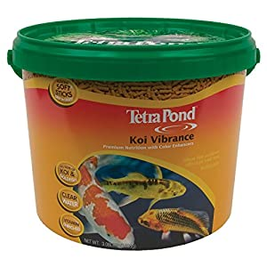 TetraPond 16359 Koi Vibrance Floating Pond Sticks