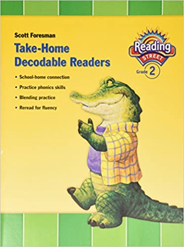 READING 2007 TAKE HOME DECODABLE READERS GRADE 2