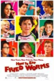 How to Eat Fried Worms Movie Poster (27 x 40 Inches - 69cm x 102cm) (2006) -(Thomas Cavanagh)(Kimberly Williams-Paisley)(Alexander Agate)(Luke Benward)(David Bewley)(Philip Bolden)