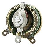 Ceramic Disk Variable Resistor 100 Ohm 50W Rotary Rheostat
