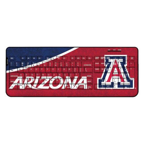 Wildcats Ncaa Desk (Arizona Wildcats Wired USB Keyboard NCAA)