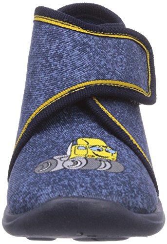 Rohde Kiddie - Zapatillas de estar por casa Blau Ocean 056