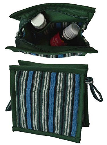 Small Essential Oils Storage Case   Protects 6 Oils: 5mL - 1