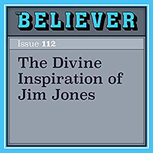 The Divine Inspiration of Jim Jones Audiobook