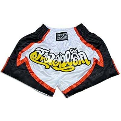 well-wreapped Muay Thai Shorts