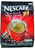 Nescafe 3 in 1 Regular Instant Coffee 27 Sticks (523.8 G.)