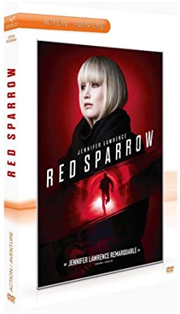 Red sparrow [Francia] [DVD]: Amazon.es: Jennifer Lawrence ...