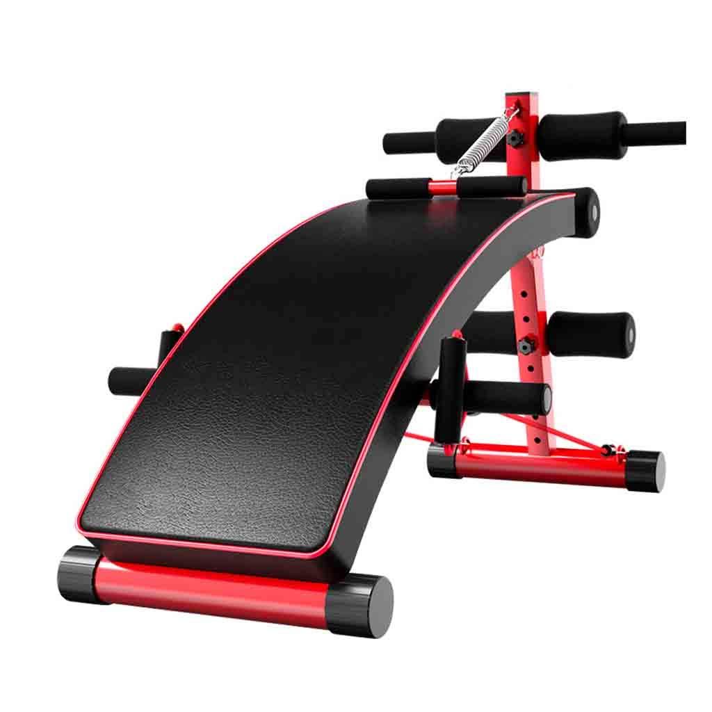 Schwerkrafttrainer Sit-ups Sit-ups Fitnessgeräte zu Hause Multi-Funktions-Übung hilft männlichen Bauch Fitness-Stuhl