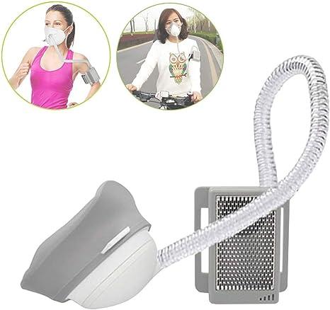 Grist CC Electrico Aire Purificador Máscara para Deportes Al Aire ...