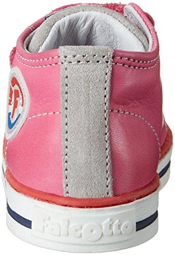 Falcotto Falcotto Michael - Botas de senderismo Bebé-Niños Rosa (Pink)