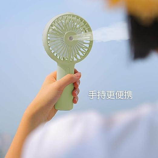 Zhangji Ventilador de Mano pequeño Ventilador de enfriamiento ...