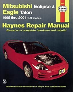 Mitsubishi eclipse 1999 2005 chiltons total car care repair mitsubishi eclipse eagle talon 95 05 haynes repair manual fandeluxe Image collections
