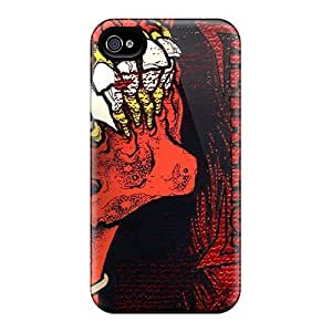New Shockproof Protection Cases Covers For Samsung Galaxy S6 Metallica Cases Covers