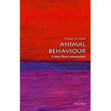 Animal Behaviour: A Very Short Introduction (Very Short Introductions)