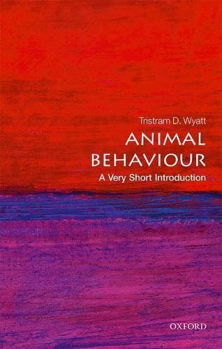Animal Behaviour: A Very Short Introduction (Very Short Introductions)