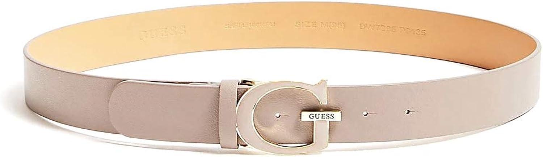 Guess Cintura fibbia logo H35 BW7285P0135 white