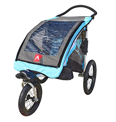 Allen Sports JTX 1 Trailer/Swivel Wheel Jogger