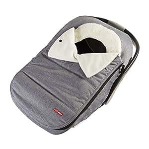 skip hop stroll go infant and toddler automotive car seat cover bunting. Black Bedroom Furniture Sets. Home Design Ideas