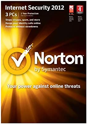 Norton Internet Security 2012 - 1 User 3PC
