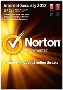 Norton Internet Security 2012 1 User - 3 PCs