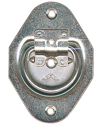 Anchor Plate Oval 3-1/2