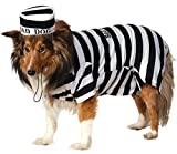 Rubie's Pet Halloween Costume, X-Large Prisoner Dog Costume