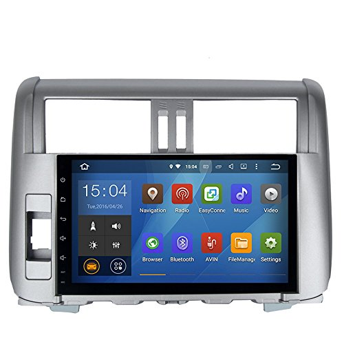 SYGAV 9 Inch Android 5.1.1 Lollipop Car Stereo Radio GPS ...