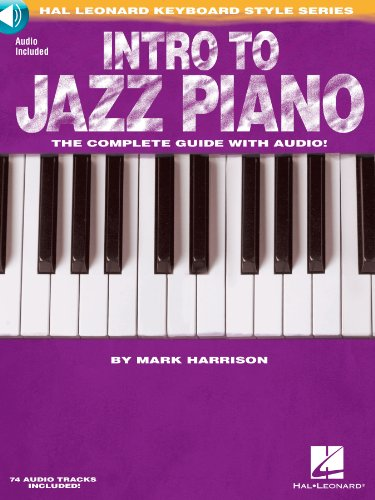 Intro to jazz piano hal leonard keyboard style series kindle intro to jazz piano hal leonard keyboard style series by harrison mark fandeluxe Gallery