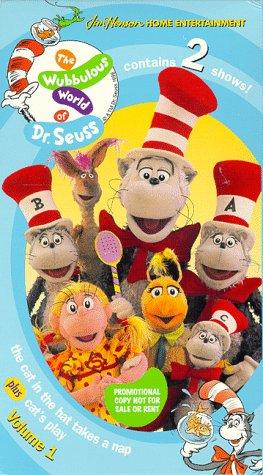 The Wubbulous World of Dr. Seuss - Volume 1 [VHS] (Dr Seuss Movie Characters)
