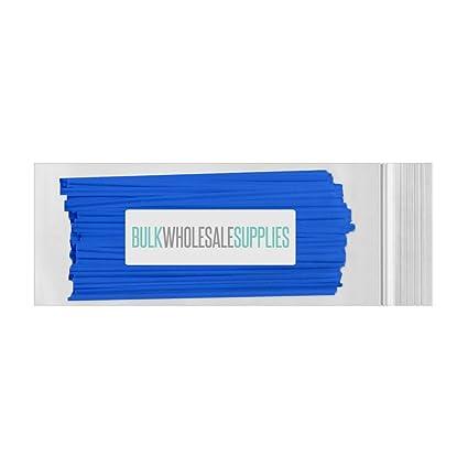 Amazon Bulk Wholesale Supplies Tm Bws 100 4 Blue Paper Twist