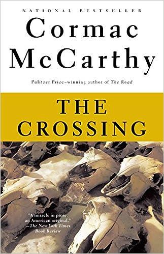The Crossing Border Trilogy Book 2 Cormac McCarthy 8601401168591 Amazon Books