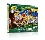 Crayola Create 2 Destroy Fortress Invasion Ultimate Destruction Playset