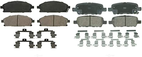 2005 For Nissan X-Trail Front Ceramic Brake Pads