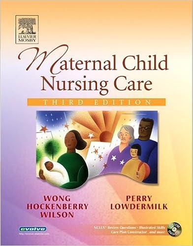 Maternal child nursing care 3e wong maternal child nursing care maternal child nursing care 3e wong maternal child nursing care 9780323028653 medicine health science books amazon fandeluxe Image collections