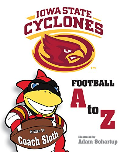 Iowa State Cyclones Football A to Z ()