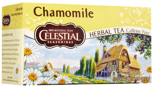 Celestial Seasonings Herb Tea Chamomile 20 Bag by Celestial Seasonings