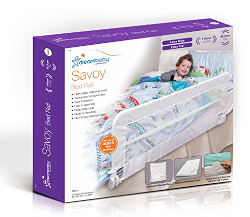 Dreambaby Savoy Bed Rail Perfect for Toddler Beds 3