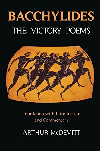Bacchylides: The Victory Poems
