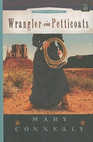 book cover of Wrangler in Petticoats