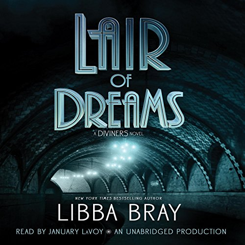 Lair of Dreams: A Diviners Novel Audiobook [Free Download by Trial] thumbnail