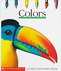 Colors (First Discovery Book)