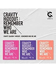 Cravity Season 1. (Hideout: Remember Who We Are)