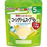 和光堂(ワコウドウ) たっぷり手作り応援 コーンクリームスープ(徳用)