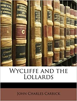 Book Wycliffe and the Lollards