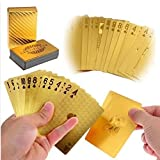 Generic 24K Gold Foil Poker Playing Cards