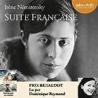 Suite française (       UNABRIDGED) by Irène Némirovsky Narrated by Dominique Reymond