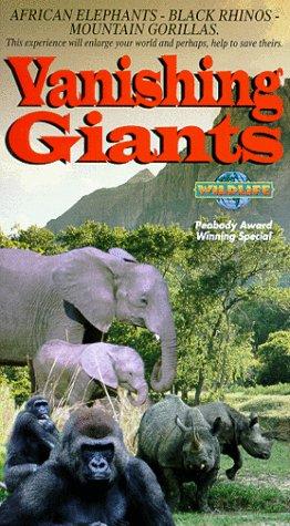 Vanishing Giants:Elephants/Rhinos/Gor [VHS] ()